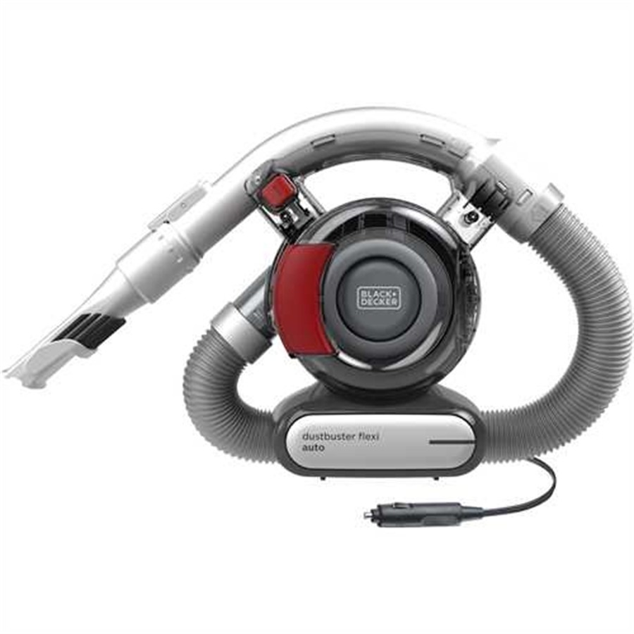 Aspirateur voiture Dustbuster flexible BLACK & DECKER PD1200AV