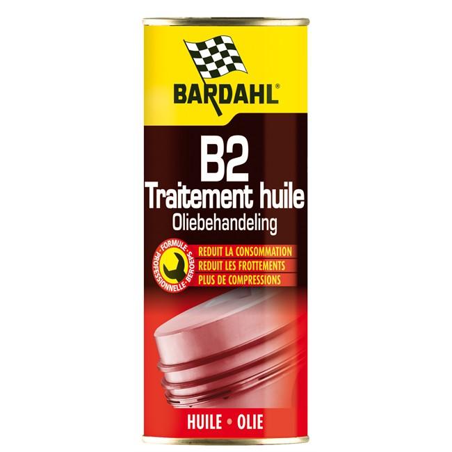 Traitement Huile B2 Bardahl 400 Ml