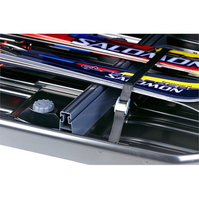 2 adaptateurs porte skis pour coffre thule 6947. Black Bedroom Furniture Sets. Home Design Ideas