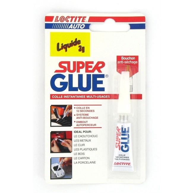 Super Glue Multi-usages Loctite 3 G