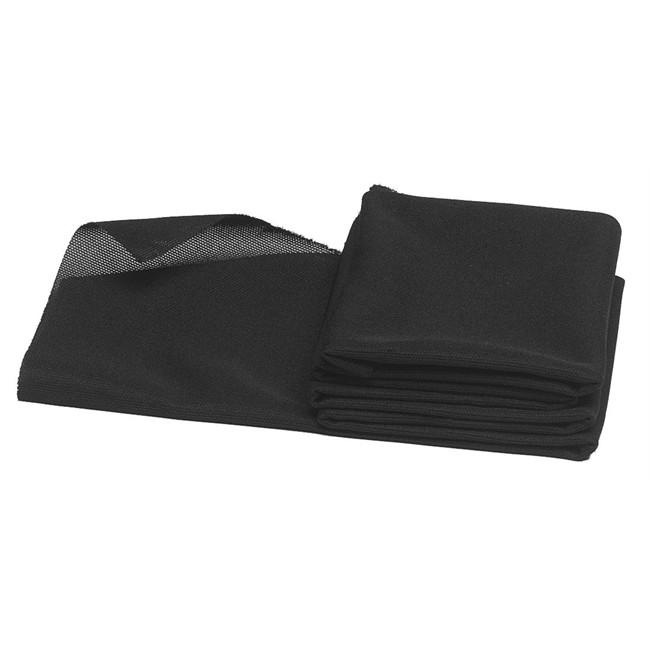 Tissu acoustiqu noir for Moquette acoustique voiture