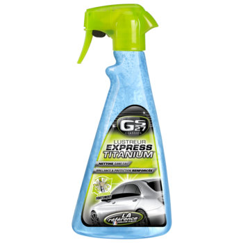 Lustreur Express Titanium GS27 500 ml