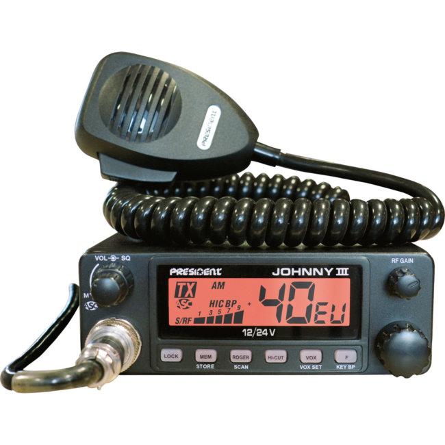 Brancher CB Radio voiture