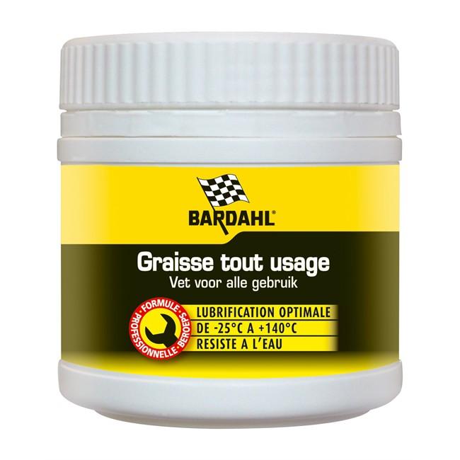 Graisse Multifonction Au Lithium Bardhal 500 Gr