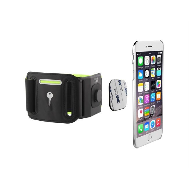 Brassard Avec Fixation Clip'in Pour Smartphone Urban Moov