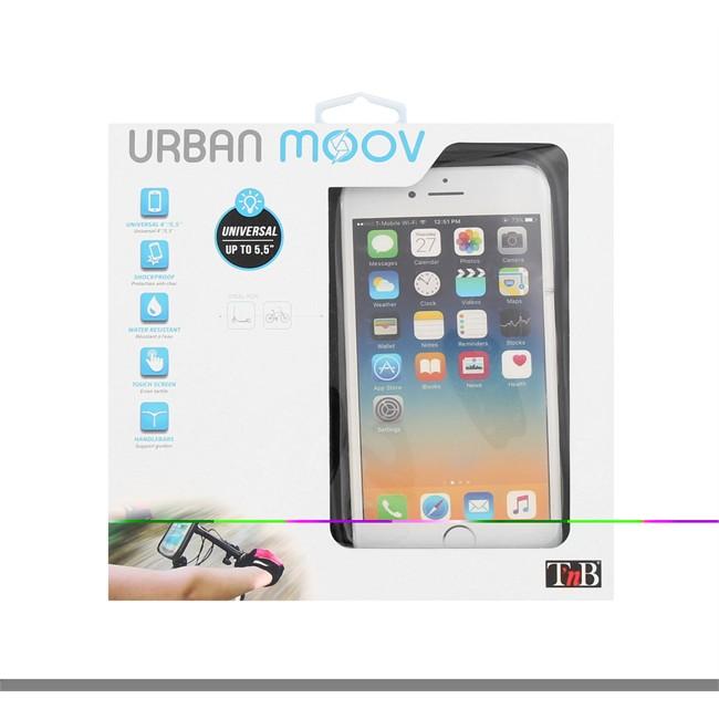 Support Smartphone Vélo, Trottinette Et Moto Urban Moov