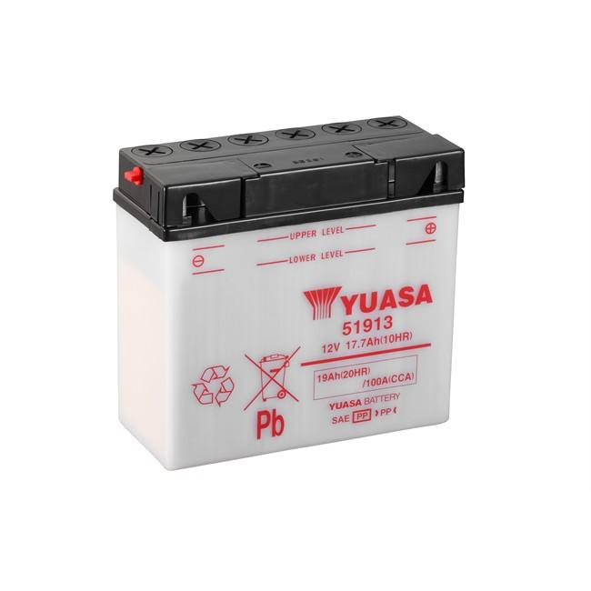 Batterie Moto Yuasa 51913