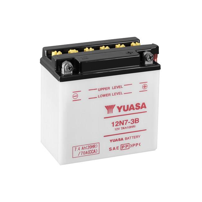 Batterie Moto Yuasa 12n7-3b
