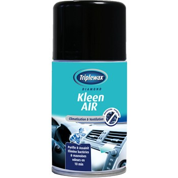 nettoyant climatisation et ventilation kleen air triplewax 150ml. Black Bedroom Furniture Sets. Home Design Ideas