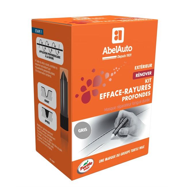 kit professionnel efface rayures profondes gris abel. Black Bedroom Furniture Sets. Home Design Ideas