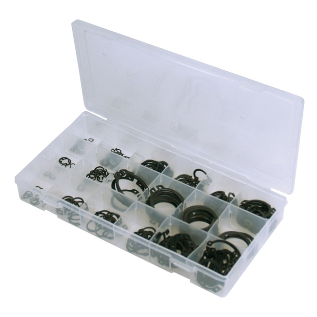 Boîte De 300 Circlips Intérieurs