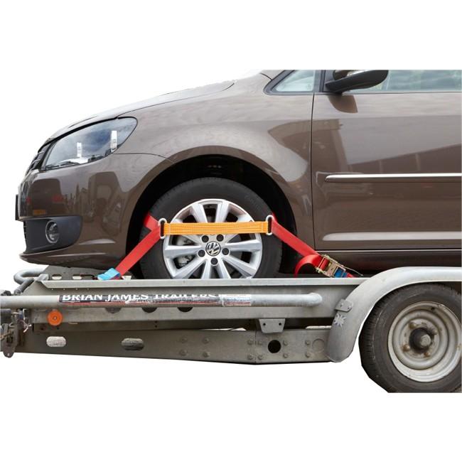 1 sangle pour fixation roue sur porte voiture jumbo 60 cm - Porter plainte pour degradation de vehicule ...
