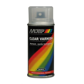 Vernis transparent MOTIP M02001 150 ml