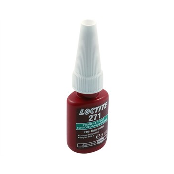 Colle freinage des filetages LOCTITE 271 5 ml