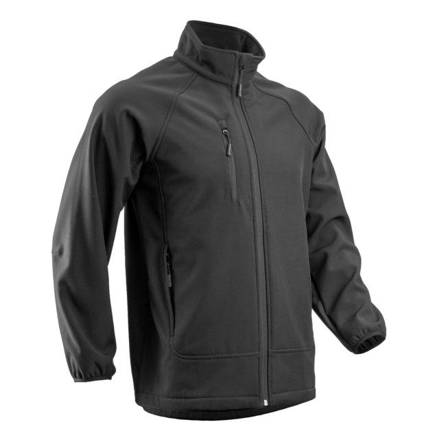 Veste Softshell Noire Coverguard Taille L