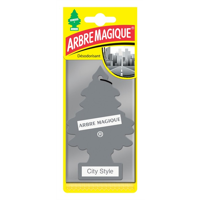 Désodorisant Voiture Arbre Magique City Style