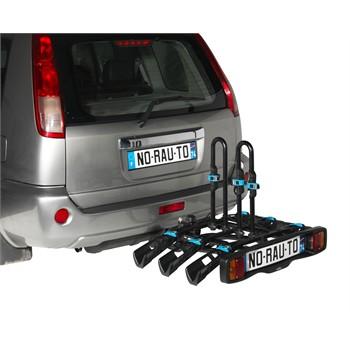 Porte v los d 39 attelage plate forme norauto rapidbike 3 - Porte velo norauto ...