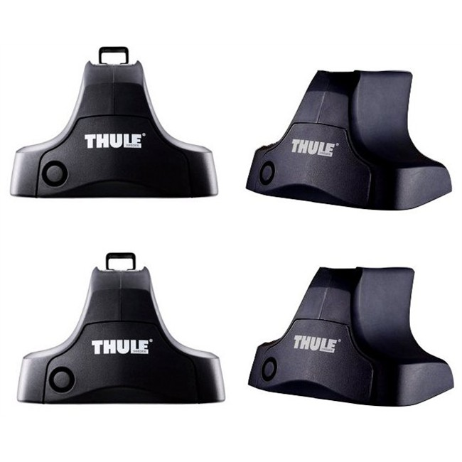 4 pieds de fixation thule rapid system 754. Black Bedroom Furniture Sets. Home Design Ideas