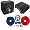 Pack ampli + caisson + kit alimentation RENEGADE PACK-REN12