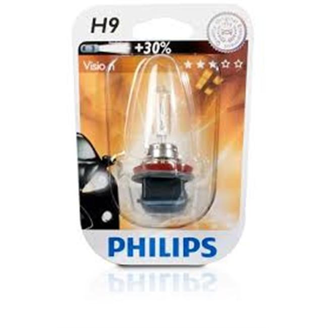 1 Ampoule Philips H9 Vision 55 W 12 V