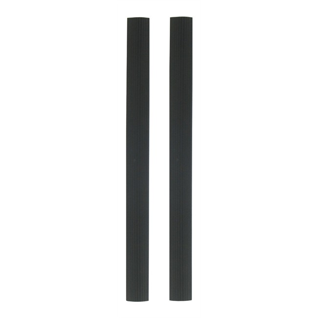 2 Butoirs Noirs À Clipser Pour Portières 21,5 Cm 1er Prix Confiance