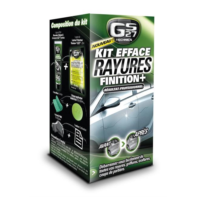 Kit Efface-rayures Universel Spécial Finition Gs27