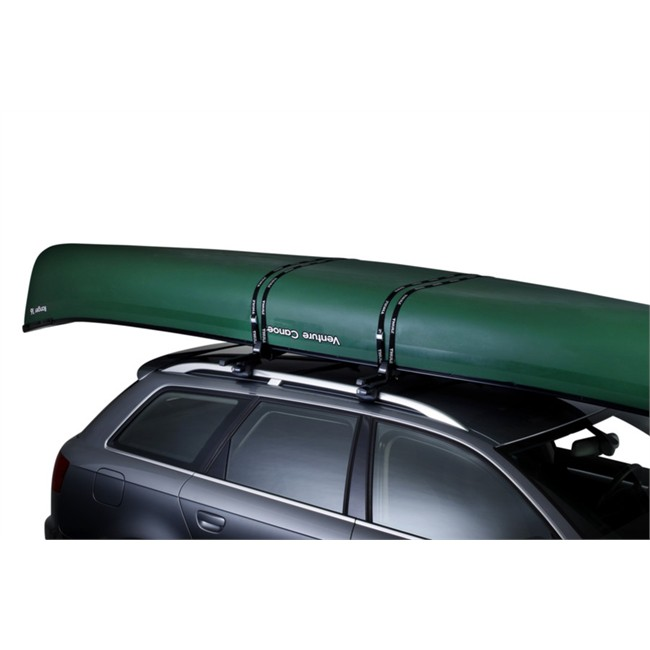 Porte cano thule 579 for Porte kayak voiture