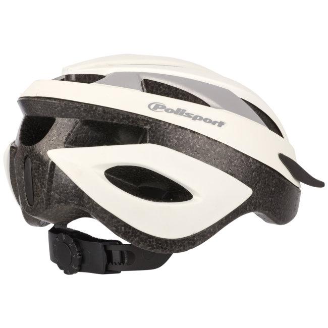 58-62 cm Gris foncé//noir mat Vélo Casques POLISPORT sportride MTB-Large