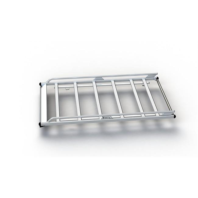 galerie en aluminium mts pour kangoo express maxi. Black Bedroom Furniture Sets. Home Design Ideas