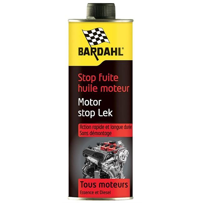 Stop Fuite D'huile Moteur Bardahl 300 Ml