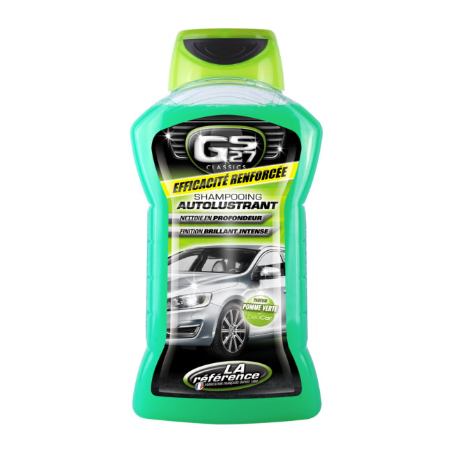 Shampooing Lustrant Gs27 535 Ml