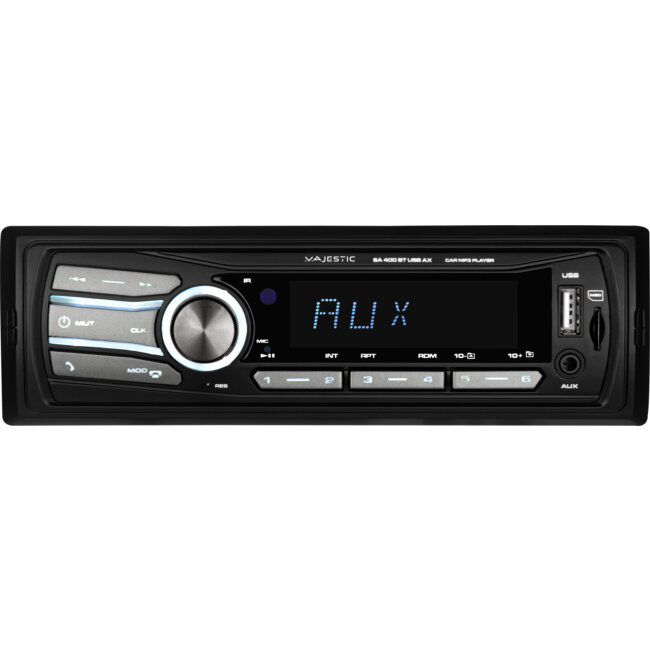 Autoradio Majestic Sa-400 Sans Tuner Radio