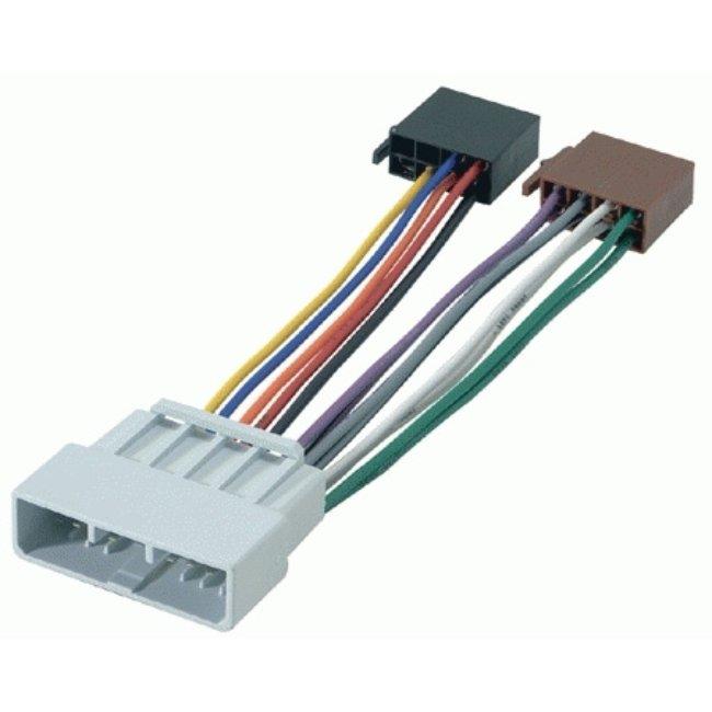 Câble Autoradio Avec Connecteurs Iso Phonocar Ref. 04621