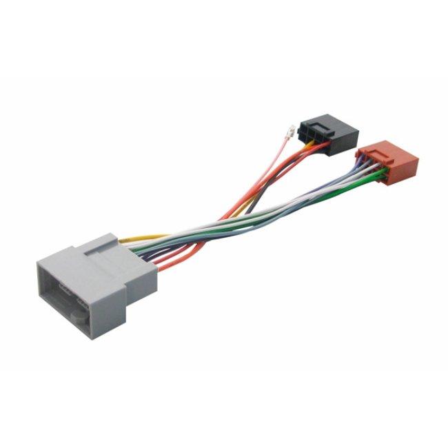 Câble Autoradio Avec Connecteurs Iso Phonocar Ref. 04748