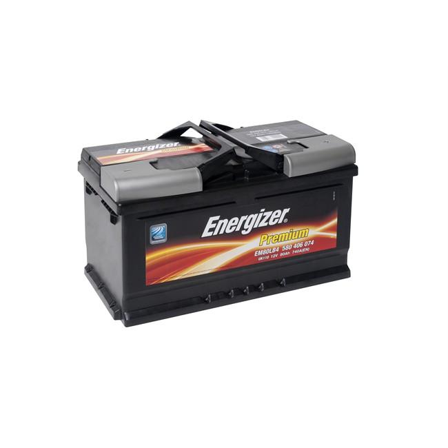 batterie energizer premium plus em80 lb4 80 ah 740 a. Black Bedroom Furniture Sets. Home Design Ideas
