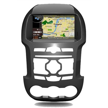 autoradio gps replica z ranger pour ford. Black Bedroom Furniture Sets. Home Design Ideas
