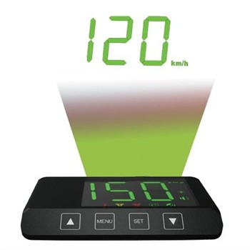 afficheur gps t te haute de vitesse beeper re599hud. Black Bedroom Furniture Sets. Home Design Ideas