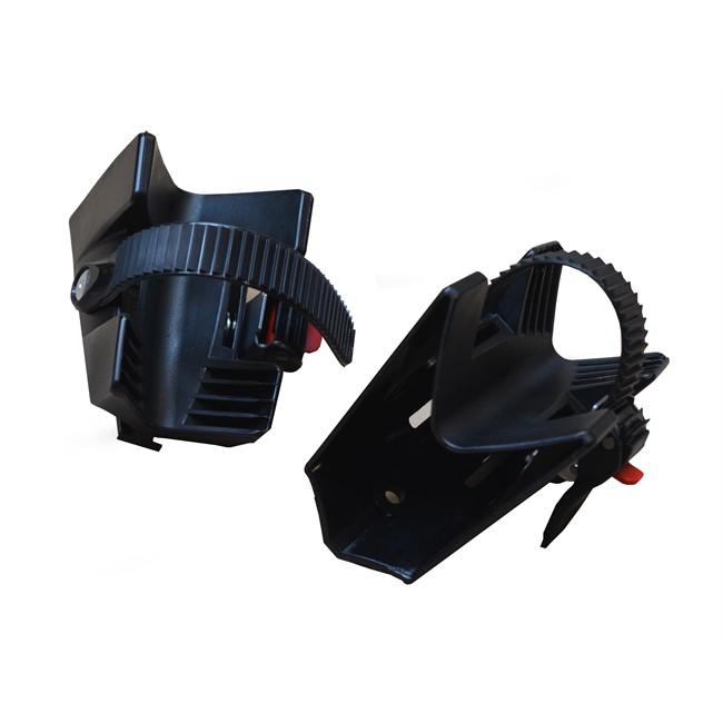 kit sabots de fixation pour 4 me v lo al ko 1629433 pour porte v los backpack. Black Bedroom Furniture Sets. Home Design Ideas