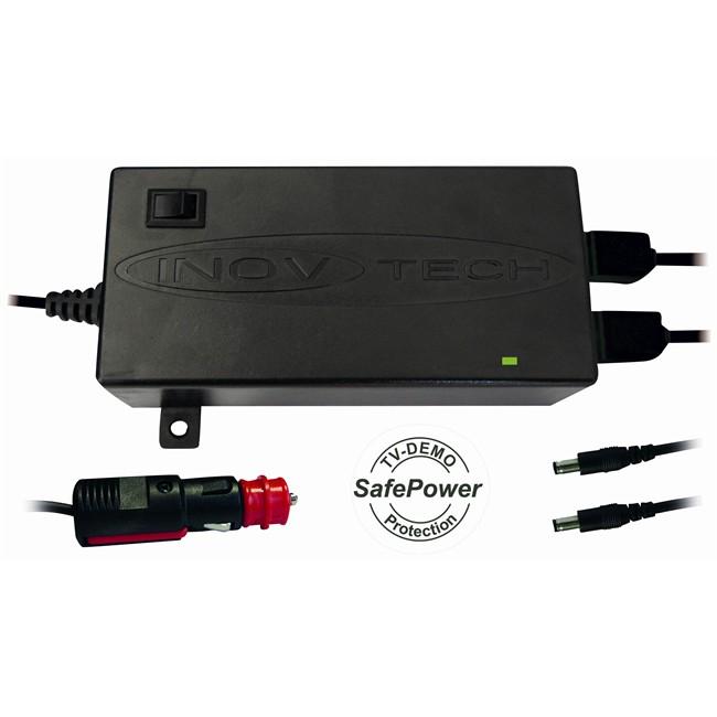alimentation 12 volts pour tv safepower100 inovtech. Black Bedroom Furniture Sets. Home Design Ideas