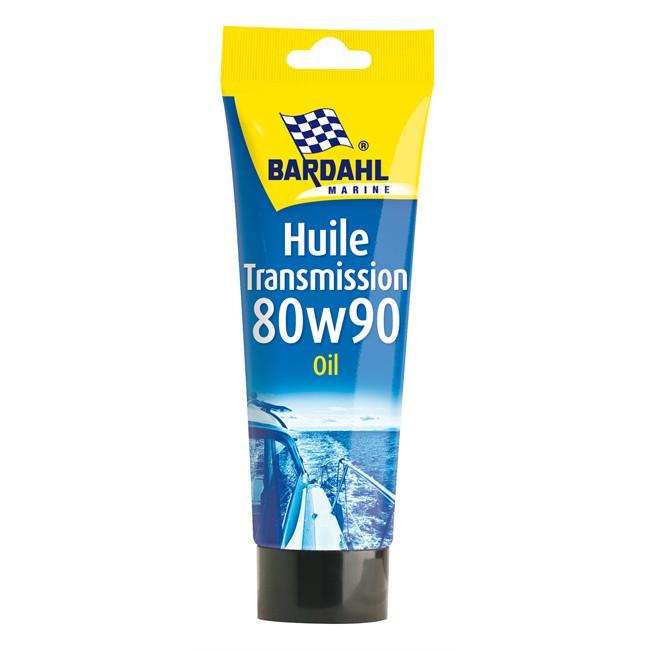 Liquide De Transmission Bardahl 80w90 250 Ml