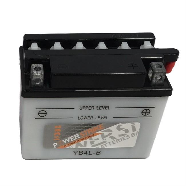 Batterie Moto Power Strike Yb4l-b