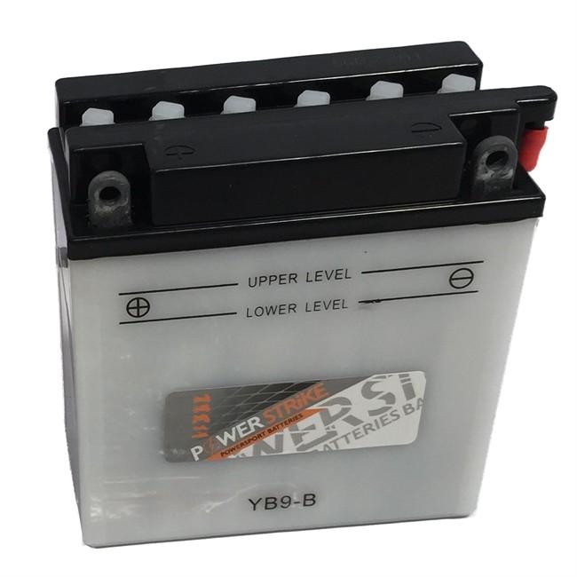 Batterie Moto Power Strike Yb9-b