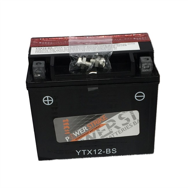 batterie moto power strike ytx14-bs