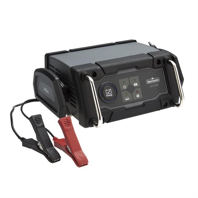 Chargeur batterie 1er PRIX CONFIANCE 4A6V12V :