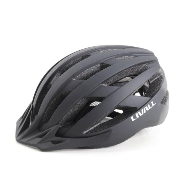 Casque Vélo Adulte Livall Smart Sport Noir Brilliant Taille M