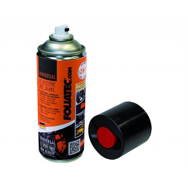 Bombe De Peinture Carbone Mat Foliatec 2082 400 Ml