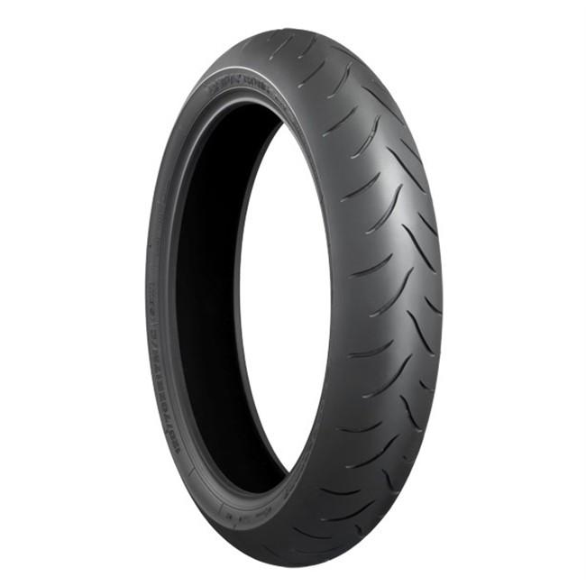 Pneu - Moto - BATTLAX BT-016 PRO - Bridgestone - 120-70-17-58-W