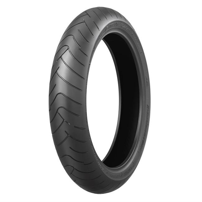 Pneu Moto Bridgestone Battlax Bt-023f 120/70r17 58w