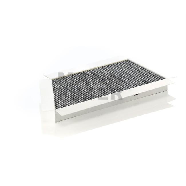 filtre d 39 habitacle charbon actif mann filter cuk3448. Black Bedroom Furniture Sets. Home Design Ideas