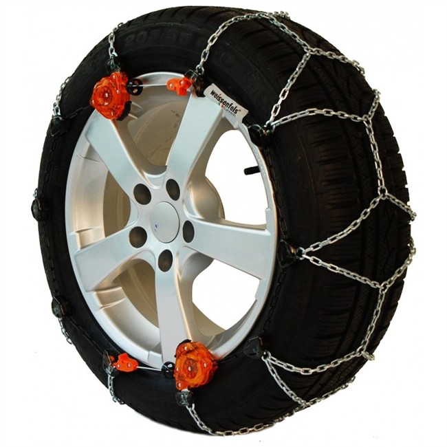 2 Chaines Neige Weissenfels Clack Go M44 7 Norauto Fr